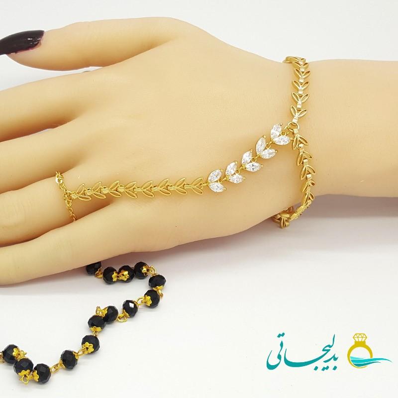 قیمت دستبند انگشتری