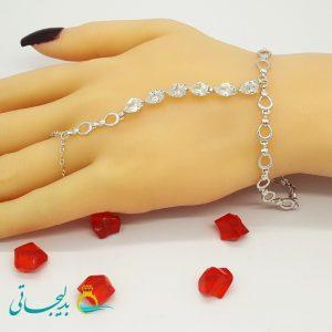 دستبند انگشتری زنانه BGR-46