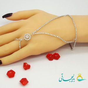 دستبند انگشتری زنانهBGR-48