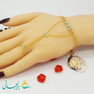 دستبند انگشتری زنانهBGR-52