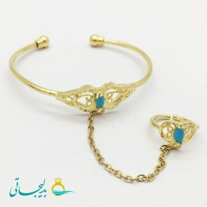 دستبند انگشتری - دستبند انگشتری بچگانه BGR-62