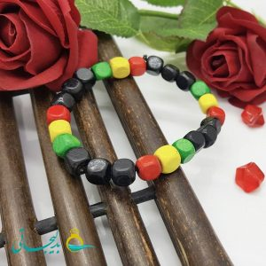 دستبند -دستبند چوبی - دستبند چوبی اسپورت brs 198