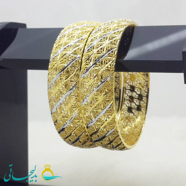 النگو طلایی - کد ۱207