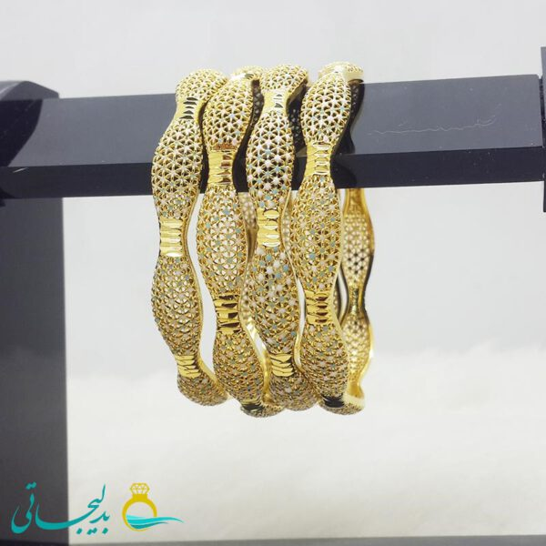 النگو طلایی - کد ۱205