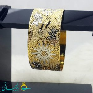 النگو طلایی- تک پوش - تک دست - کد ۱210