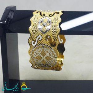 النگو طلایی- تک پوش - تک دست - کد ۱211