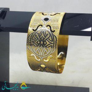 النگو طلایی- تک پوش - تک دست - کد ۱212