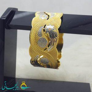 النگو طلایی- تک پوش - تک دست - کد ۱215
