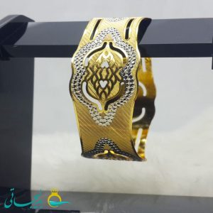 النگو طلایی- تک پوش - تک دست - کد ۱222