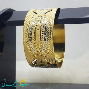 النگو طلایی- تک پوش - تک دست - کد ۱226