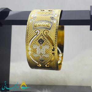 النگو طلایی- تک پوش - تک دست - کد ۱227