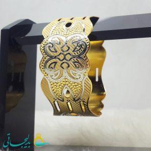 النگو طلایی- تک پوش - تک دست - کد ۱232