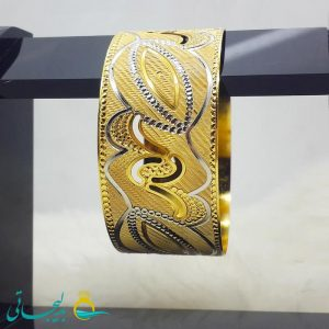 النگو طلایی- تک پوش - تک دست - کد ۱233