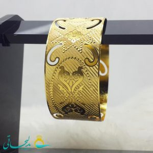 النگو طلایی- تک پوش - تک دست - کد ۱239