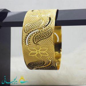 النگو طلایی- تک پوش - تک دست - کد ۱240