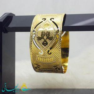 النگو طلایی- تک پوش - تک دست - کد ۱241