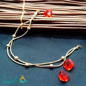 دستبند طلایی کاکله