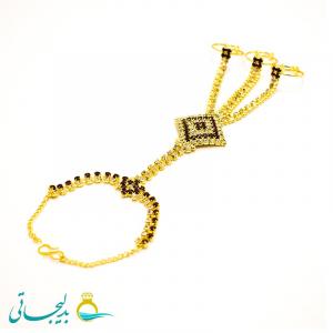 دستبند انگشتری - دستبند انگشتری هندیBGR-7069