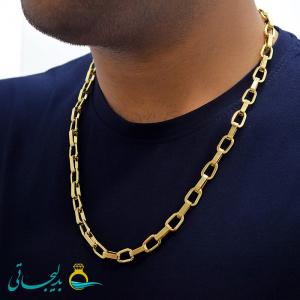 گردنبند مردانه- مدل5014