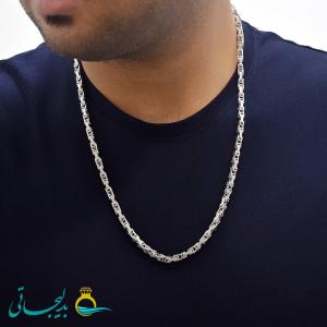 گردنبند مردانه- مدل5016