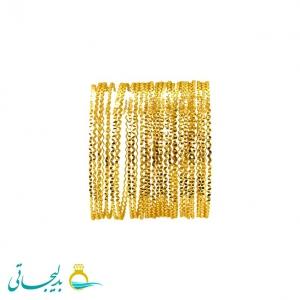 النگو طلایی - کد 1222