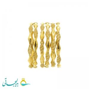 النگو طلایی - کد 1221