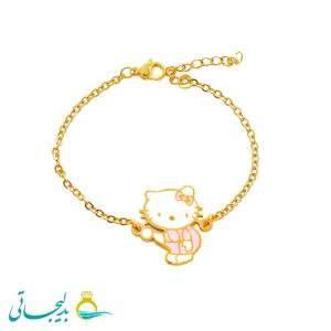دستبند بچگانه- طرح شخصیت های کارتنی