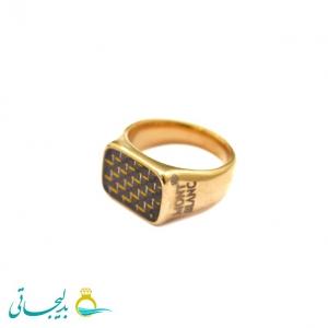 انگشتر مردانه نگین دار- کد 5013