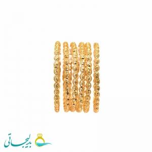النگو طلایی زنانه- کد 6368