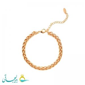 دستبند طلایی- کد D1520