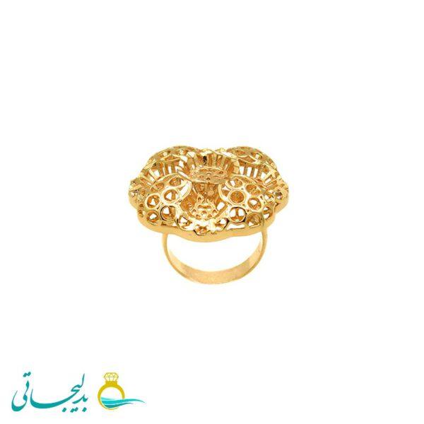 انگشتر طلایی - کد 7272