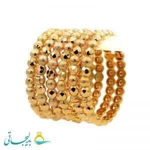 النگو طلایی زنانه- کد 6114