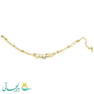 پابند طلایی - کد 7456