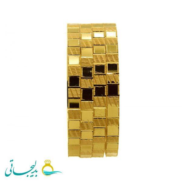 النگو طلایی - کد 6856