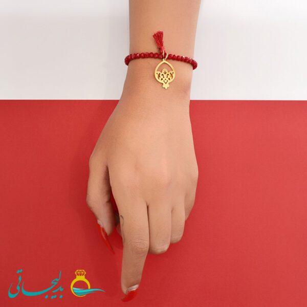 دستبند طرح یلدا - 0776