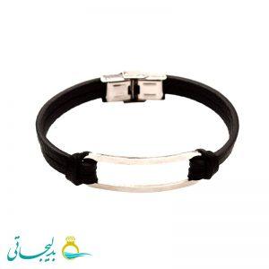 دستبند اسپرت چرم - 8111