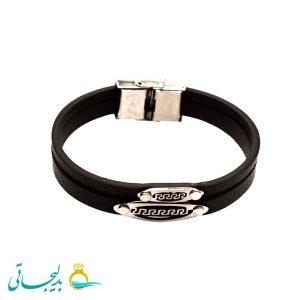 دستبند اسپرت چرم - 8120