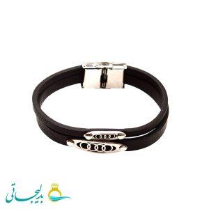 دستبند اسپرت چرم - 8125
