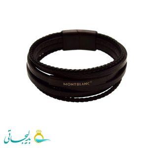 دستبند اسپرت چرم - 8114