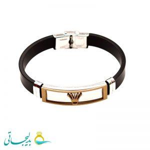 دستبند اسپرت چرم - 8124