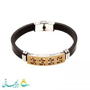 دستبند اسپرت چرم - 8123