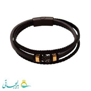 دستبند اسپرت چرم - 8121