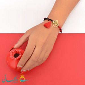 دستبند طرح یلدا - 0769