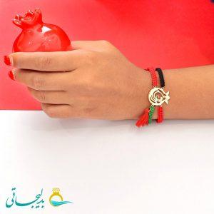دستبند طرح یلدا - 0767