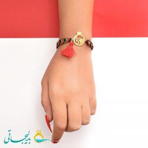 دستبند طرح یلدا - 0768