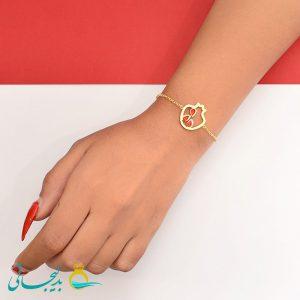 دستبند طرح یلدا - 0775