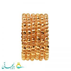 النگو طلایی زنانه- کد AT6123