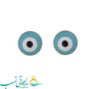 گوشواره میخی چشم نظر