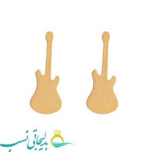 گوشواره میخی گیتار