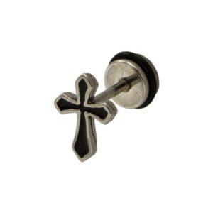 پیرسینگ صلیب گوش